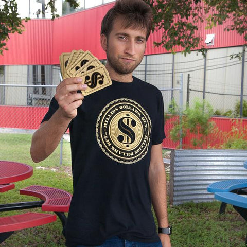 Million Dollars But Game Seal Shirt