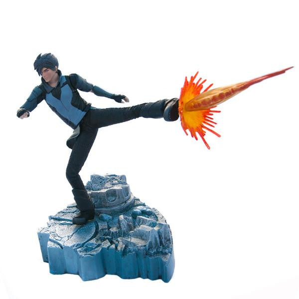 RWBY Mercury Figure