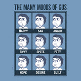 RTAA Many Moods of Gus Shirt