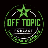 AH Off Topic Podcast Shirt
