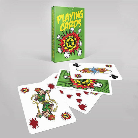 Achievement Hunter Playing Cards