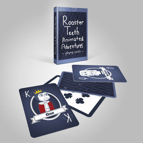 RTAA Playing Cards