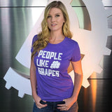 People Like Grapes Women's Shirt