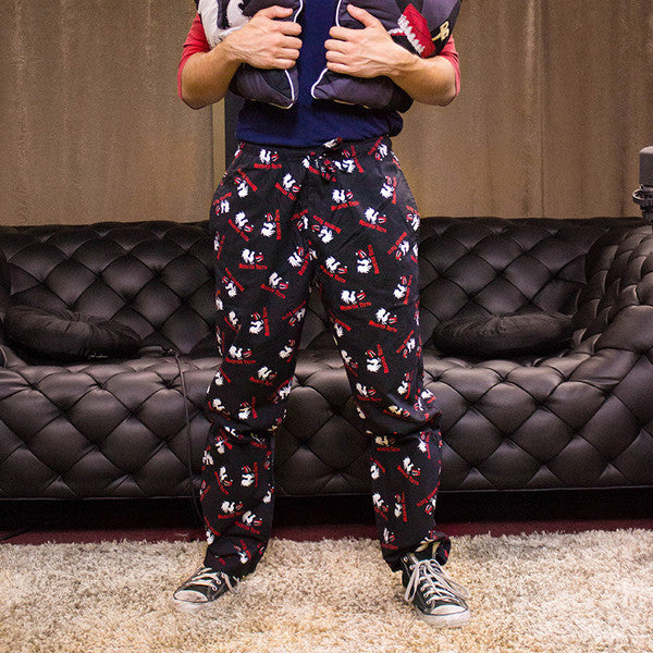 Rooster Teeth Logo Pajama Pants