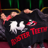 Rooster Teeth Microplush Blanket