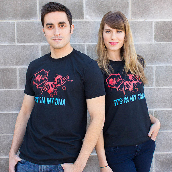 Rooster Teeth DNA Shirt (Available for FIRST Members Only!)