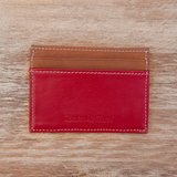 Rooster Teeth Leather Card Case