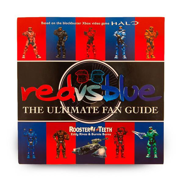 RvB Ultimate Fan Guide Book