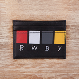 RWBY Leather Card Case