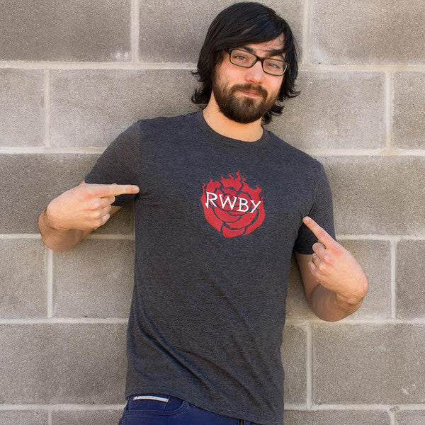 RWBY Rose Logo Shirt