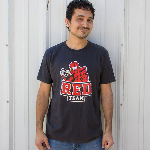 RvB Red Team Jersey Shirt