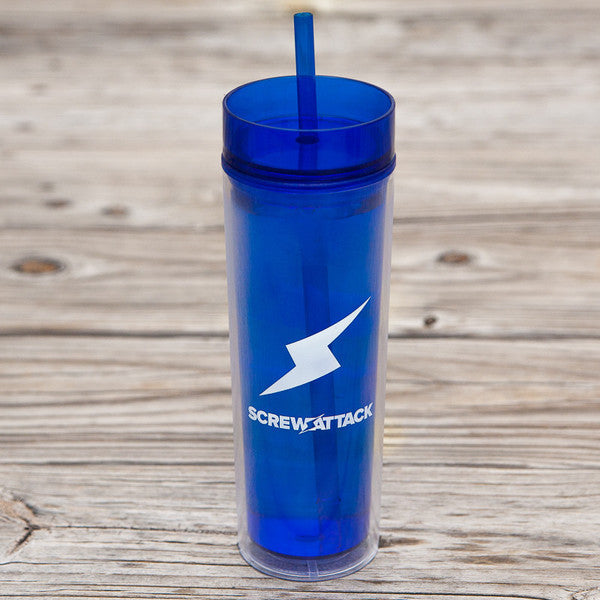 ScrewAttack Hot/Cold Tumbler