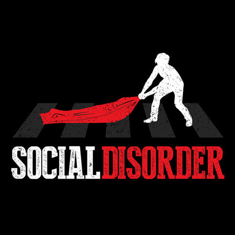 Social Disorder Body Bag Shirt