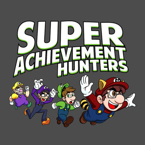 Super Achievement Hunters Shirt