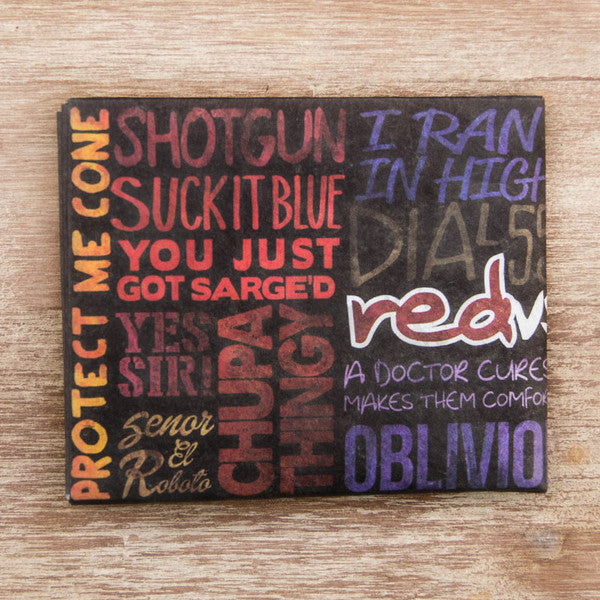 Red vs Blue Mighty Wallet