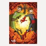X-Ray and Vav Explosion Poster