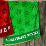 Achievement Hunter Beach Towel