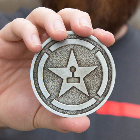 Achievement Hunter Logo Belt Buckle