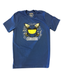 Red vs. Blue Caboose Helmet Crest Tee