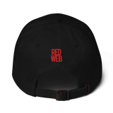 Red Web Task Force Embroidered Hat