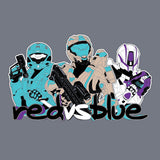 Ladies of RvB - Men's