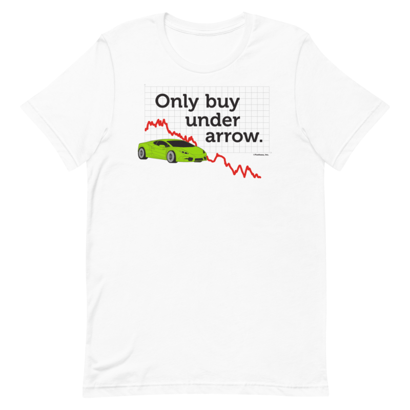 Funhaus Buy Under Arrow T-Shirt
