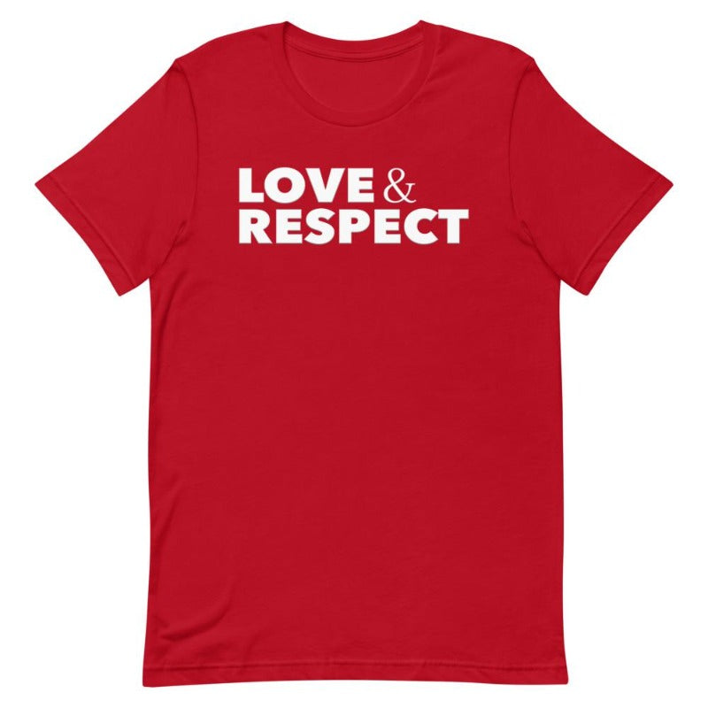 Easy Allies Love & Respect T-Shirt