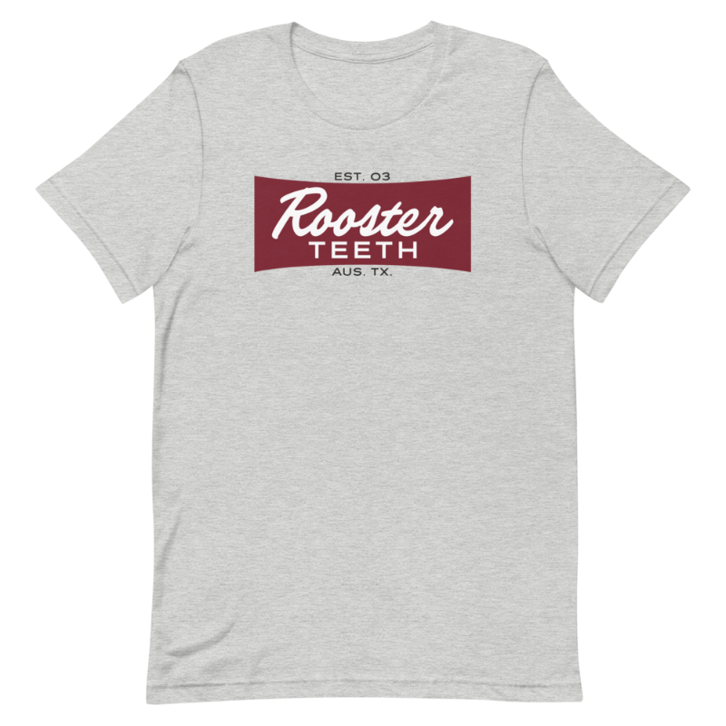 Rooster Teeth Heritage T-Shirt