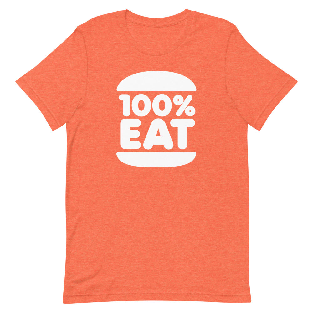 Face Jam 100% Eat T-Shirt