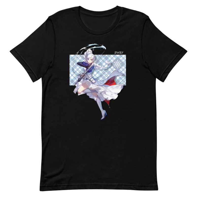 RWBY Weiss Plaid T-Shirt