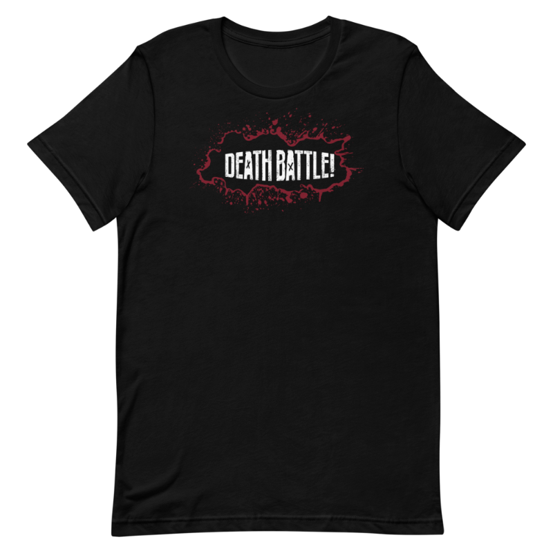 Death Battle Logo T-Shirt