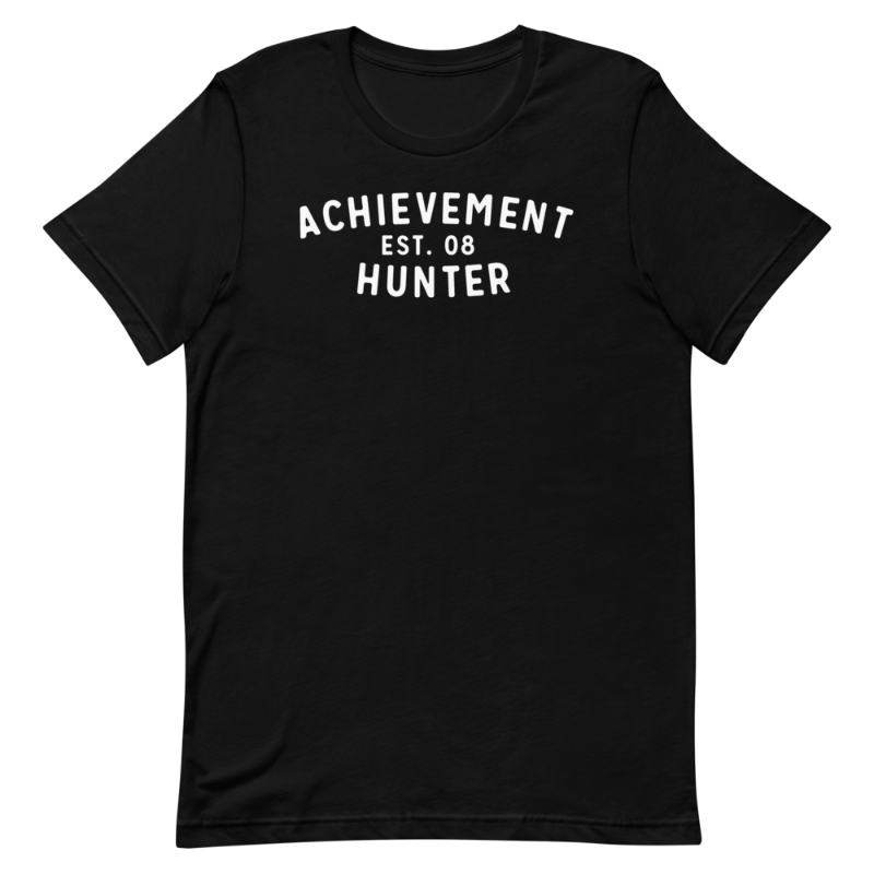 Achievement Hunter Heritage Type T-Shirt
