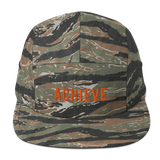 Achievement Hunter Achieve Embroidered Tiger Camo 5 Panel Hat