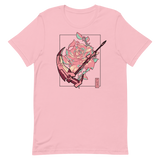 RWBY Crescent Rose Floral T-Shirt