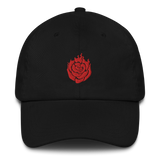 RWBY Ruby Emblem Dad Hat
