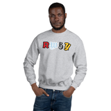 RWBY Typography Pullover