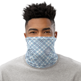 RWBY Weiss Plaid Neck Gaiter