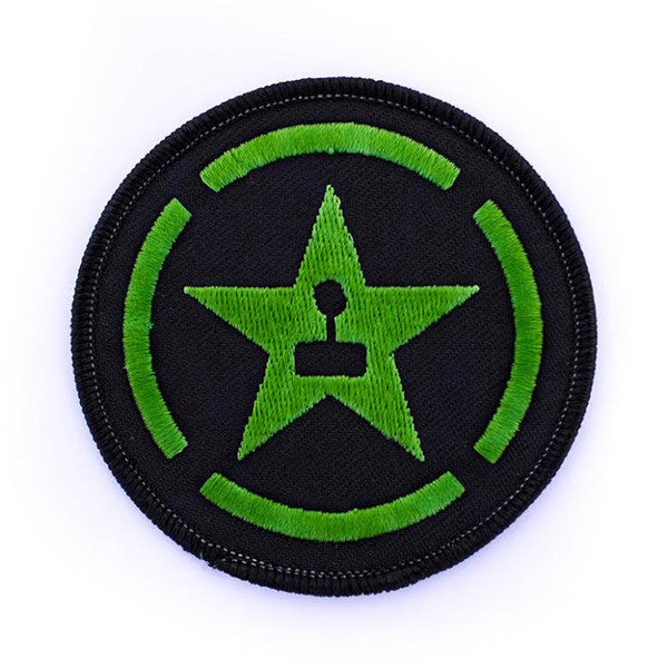Achievement Hunter Logo Patch