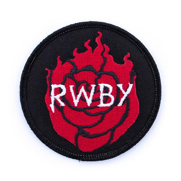 RWBY Logo Patch