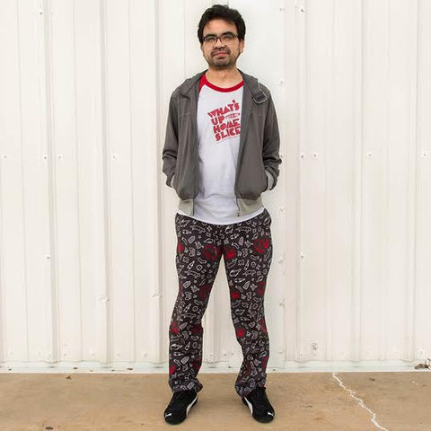 Rooster Teeth Podcast Pajama Pants