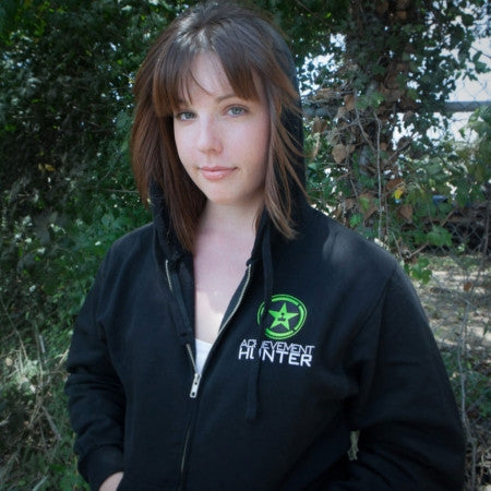 Achievement Hunter Zipper Hoodie