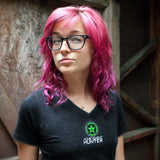 Women's Achievement Hunter Logo V-Neck