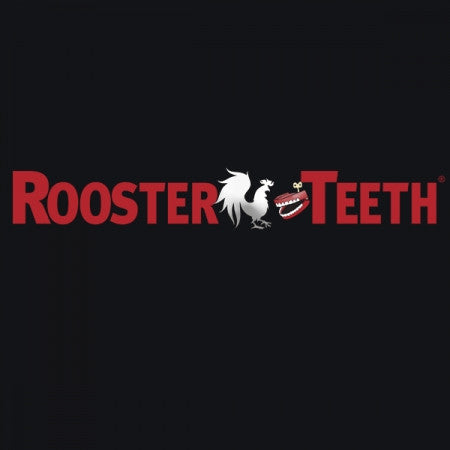 Rooster Teeth Cock Bite Logo Shirt