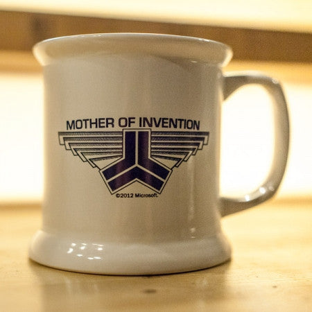 RvB Mother of Invention Coffee Mug