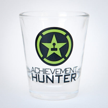 Achievement Hunter Logo Shot Glass