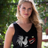 Women's Rooster Teeth Logo Tank