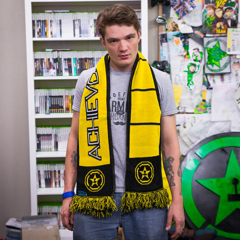 Tower of Pimps Soccer Scarf