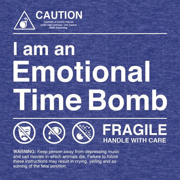 RvB Emotional Time Bomb Shirt