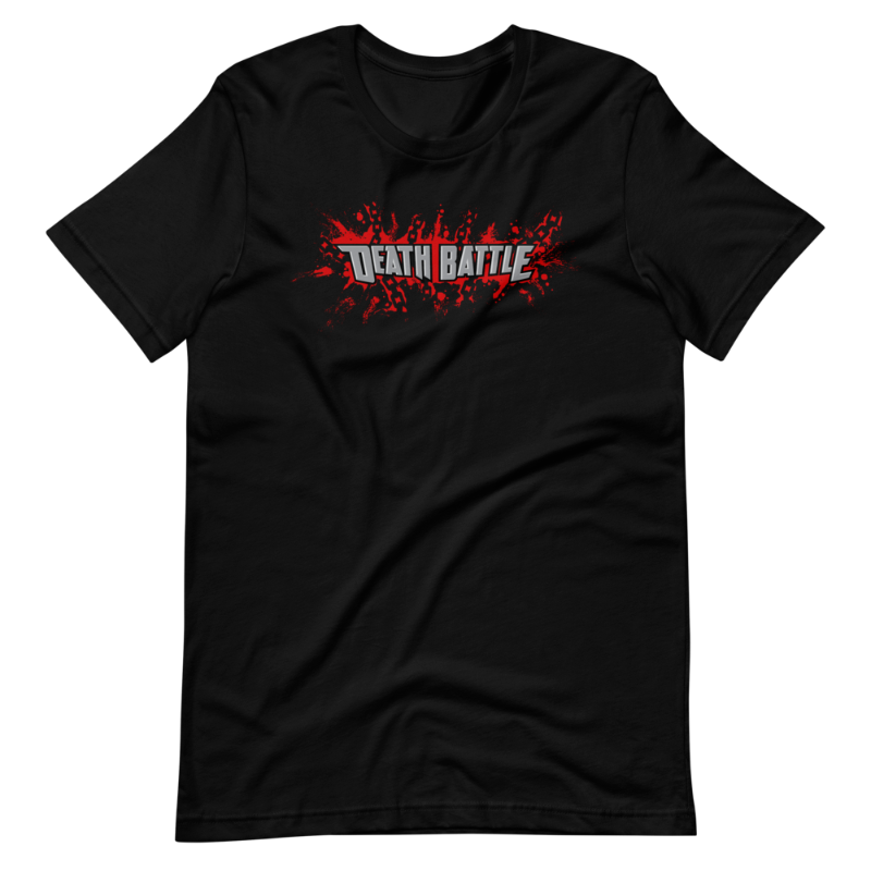Death Battle OG Logo T-Shirt