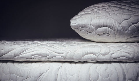 Posh+Lavish Latex Pillow Tops